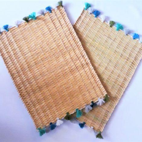 2 sets de table marocsens