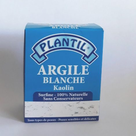 argile blanche maroc&sens