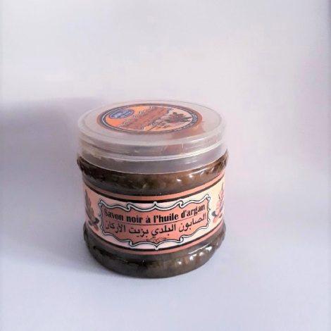 savon noir argan marocsens