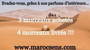 parfums d'interieurs marocsens