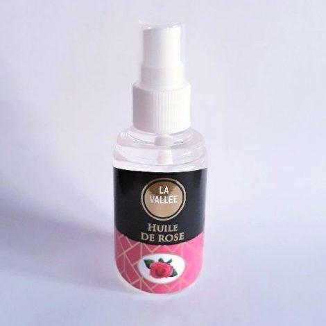 huile de rose 60ml
